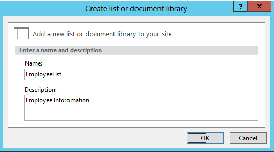 SharePoint Designer Custom List