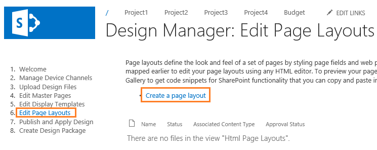 How to create a Page Layout in SharePoint? - SharePoint For
